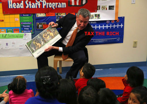 De Blasio and the Universal Preschool Fallacy