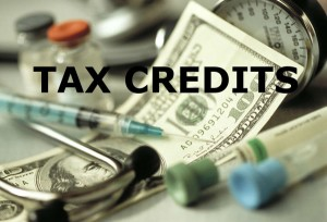 Tax credits Obamacare