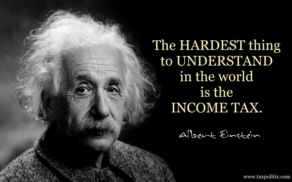 Albert-Einstein-tax