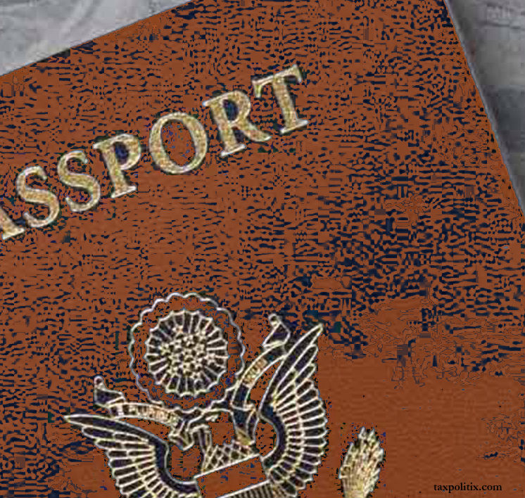 New Law To Tie Taxes With Passports