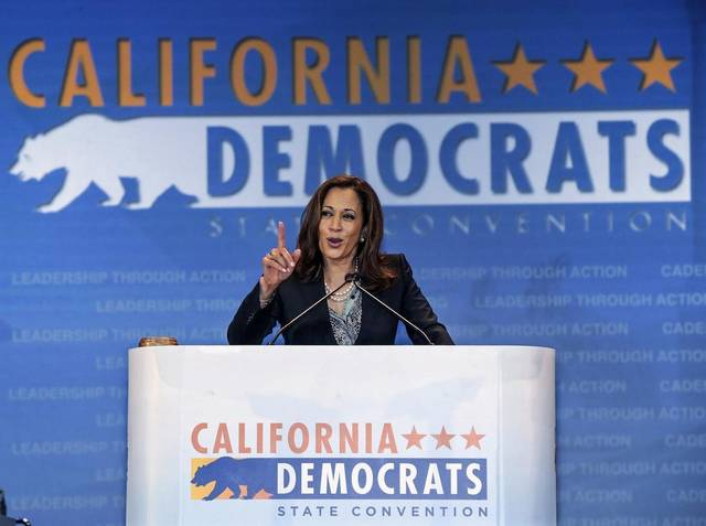 Quickly Noted: Kamala Harris On the Rise